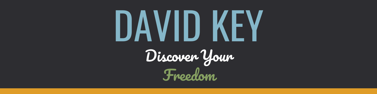 David Key - Award Winning Transformative Coach, Author & Speaker